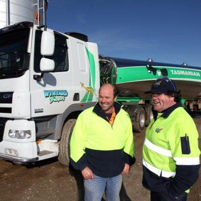 Wynyard Transport Tasmania Hutton